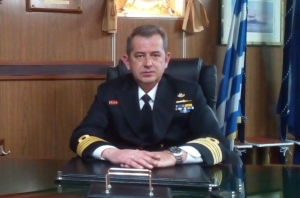 Commander Christos E. Alogaris HN