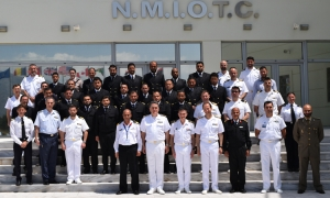 Σχολείο Communications Training Course (EUNAVFOR)
