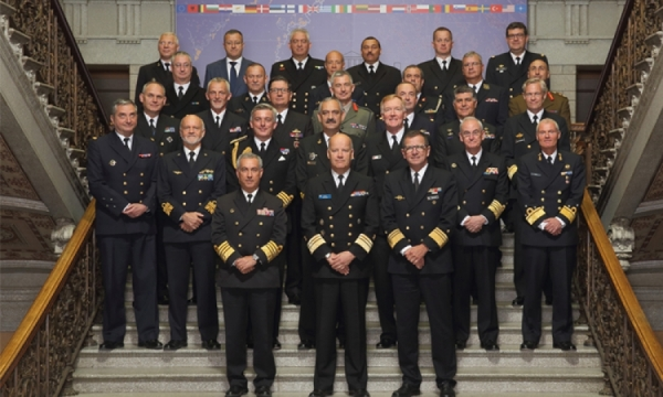 Chiefs of European Navies meeting CHENS 2018