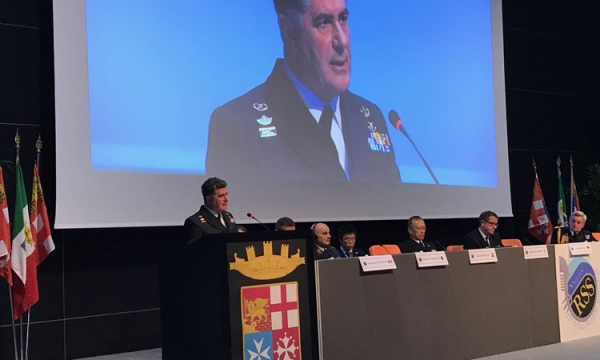 Participation of the HNGS Chief in the 11th Regional Sea Power Symposium – RSS 2017 in Venice