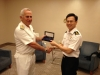 HNGS Chief visits Singapore