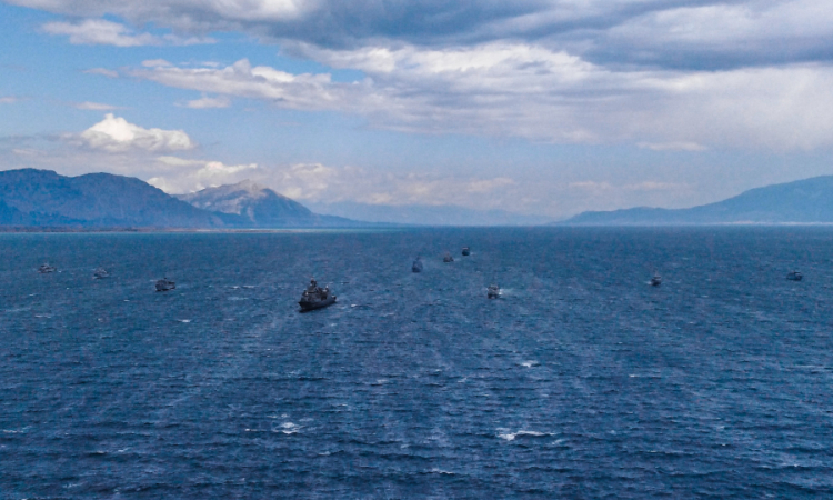 "Multinational Minewarfare Exercise ""Ariadne 21"""